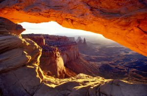 Morning at Mesa Arch