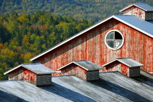 Red Barn Angles