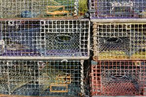 Lobster Pots | Gloucester