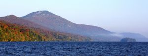 Lake Memphremagog Morning